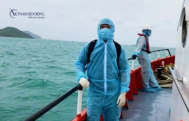 Xin công văn nhập cảnh Việt Nam cho thuyền viên bằng đường biển, đường hàng không