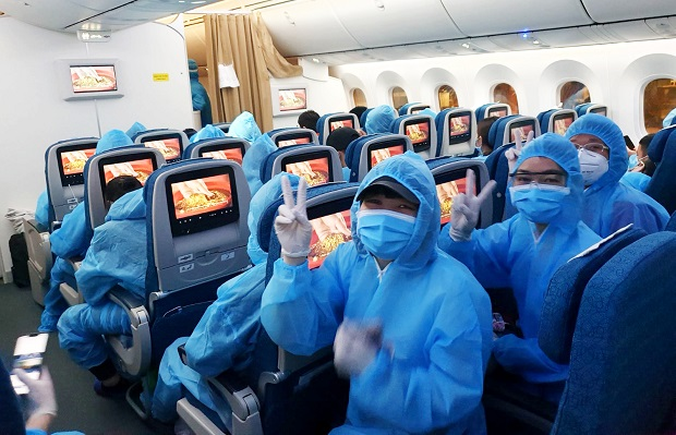 Vé máy bay từ Angola về Việt Nam   Chuyến bay mới - Giá rẻ