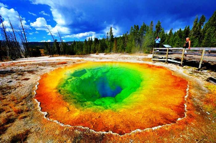 Montana sở hữu nhiều cảnh quan hoang sơ kỳ vĩ nhất Hoa Kỳ