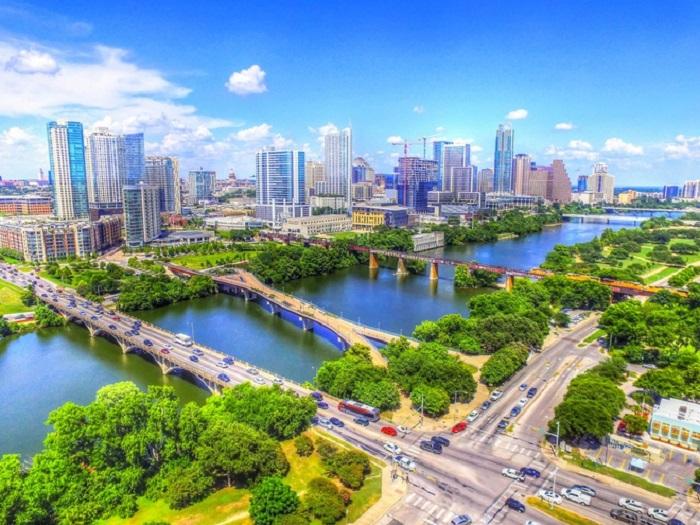 Austin thành phố được mệnh danh là thủ phủ âm nhạc Hoa Kỳ